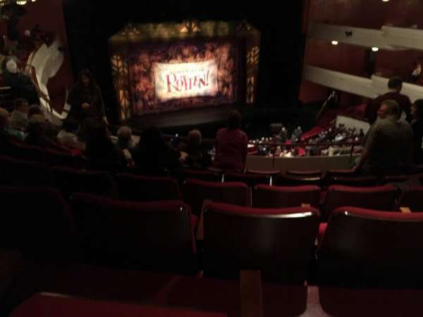 Thrivent Hall at Fox Cities Performing Arts Center, section: Family Circle, row: D, seat: 405