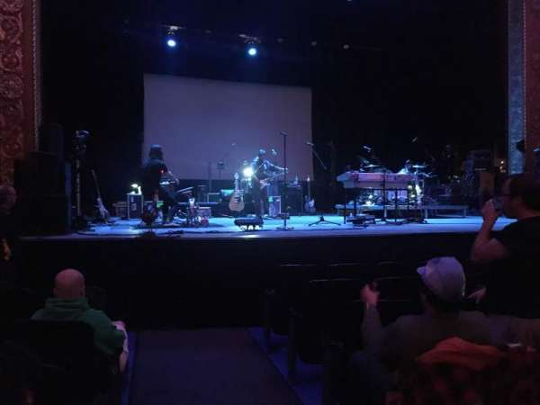 Michigan Theater, section: Orchestra L, row: G, seat: 1