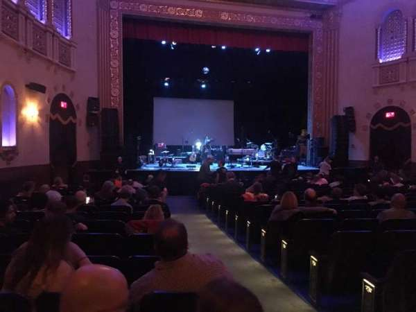 Michigan Theater, section: Orchestra L, row: S, seat: 3