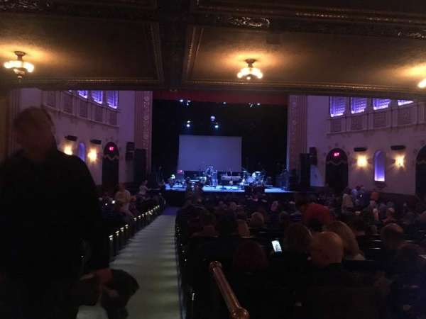 Michigan Theater, section: Orch, row: M, seat: 101