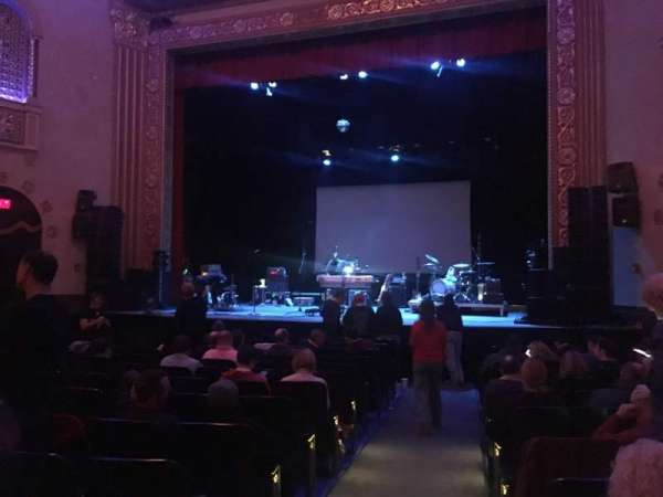Michigan Theater, section: Orchestra R, row: N, seat: 2