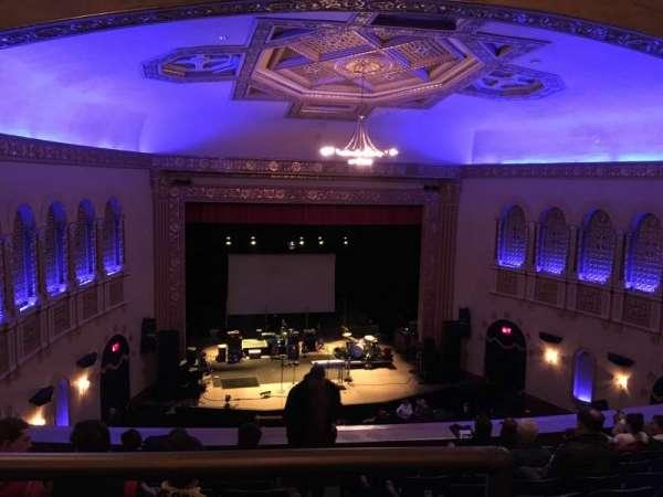 Michigan Theater, section: Balcony C, row: K, seat: 102