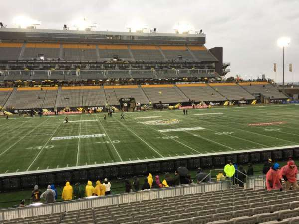 Tim Hortons Field, section: 116, row: 15, seat: 15