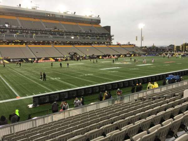 Tim Hortons Field, section: 118, row: 12, seat: 16