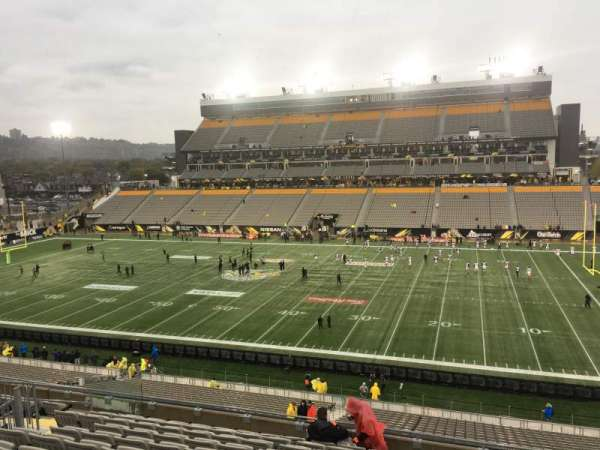 Tim Hortons Field, section: 213, row: 12, seat: 15