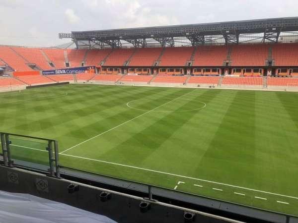 BBVA Stadium, section: Club Box 1