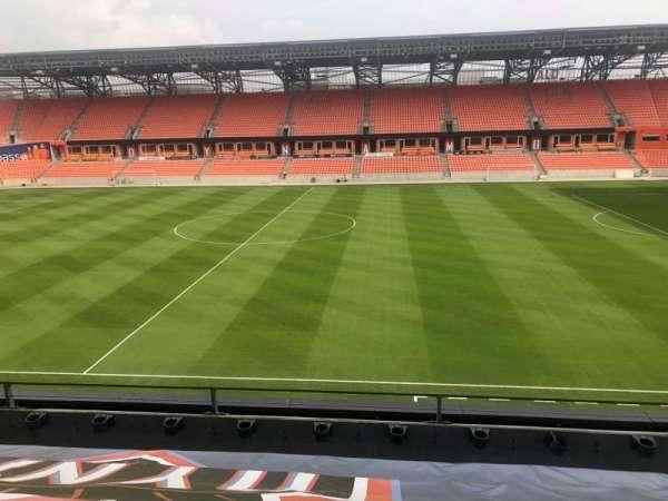 BBVA Stadium, section: Club Box 2