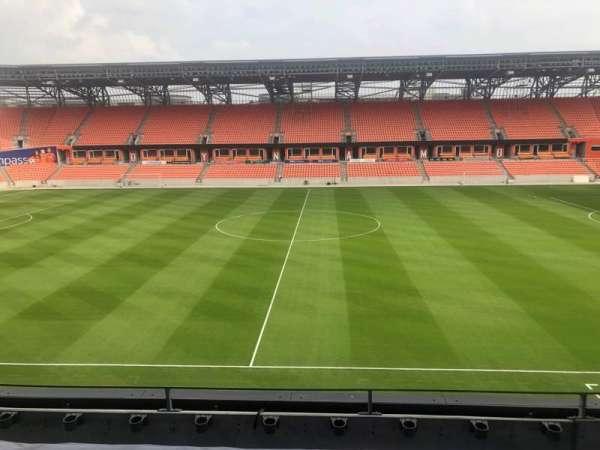 BBVA Stadium, section: Club Box 3