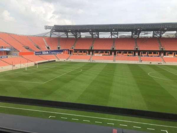 BBVA Stadium, section: Club Box 6