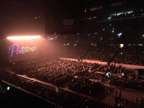Scotiabank Saddledome, section: 214, row: 8, seat: 16