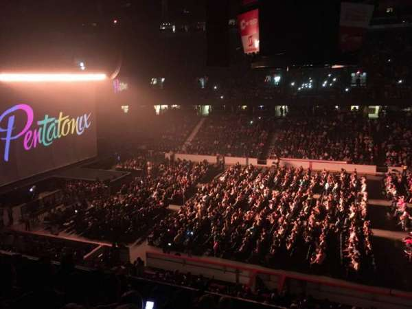 Scotiabank Saddledome, section: 213, row: 8, seat: 18