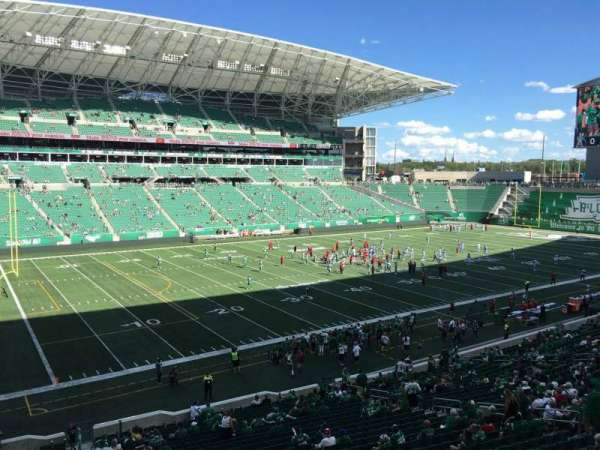 Mosaic Stadium, section: 120, row: 24, seat: 20