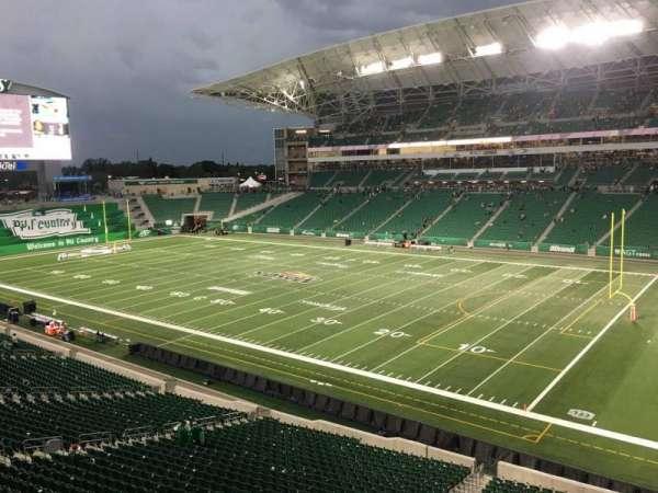 Mosaic Stadium, section: 332, row: 1