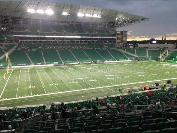 Mosaic Stadium, section: 320, row: 11, seat: 8