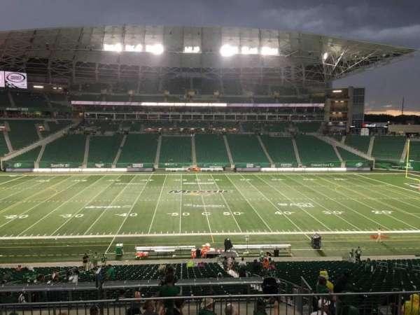 Mosaic Stadium, section: 315, row: 4, seat: 6