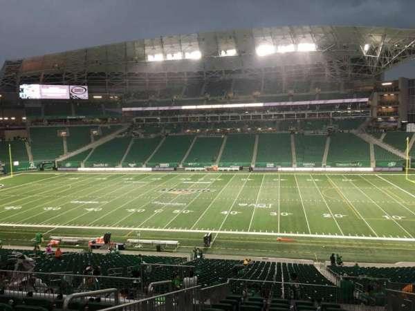 Mosaic Stadium, section: 311, row: 11, seat: 3