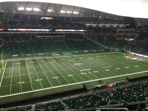 Mosaic Stadium, section: 542, row: 12, seat: 3
