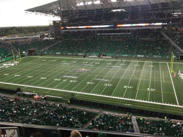 Mosaic Stadium, section: 535, row: 11, seat: 24