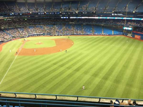Rogers Centre, section: 507L, row: 6, seat: 103