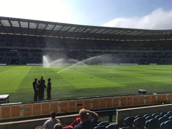 Murrayfield Stadium, section: E13, row: K, seat: 22