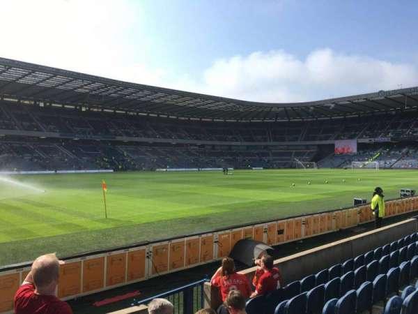 Murrayfield Stadium, section: E17, row: G, seat: 14