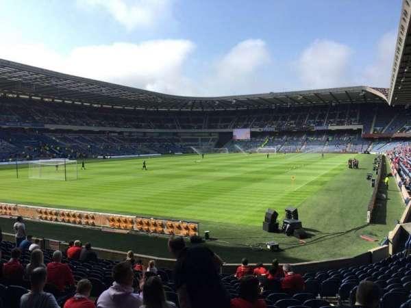 Murrayfield Stadium, section: S3, row: T, seat: 18