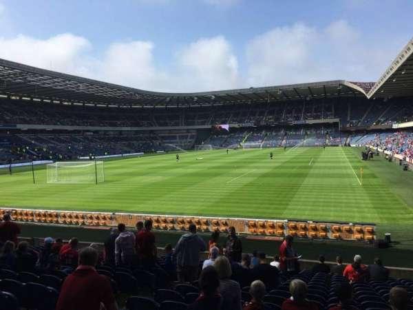 Murrayfield Stadium, section: S5, row: T, seat: 6