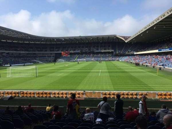 Murrayfield Stadium, section: S7, row: S, seat: 3