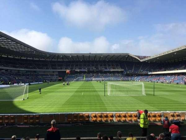 Murrayfield Stadium, section: S11, row: L, seat: 1