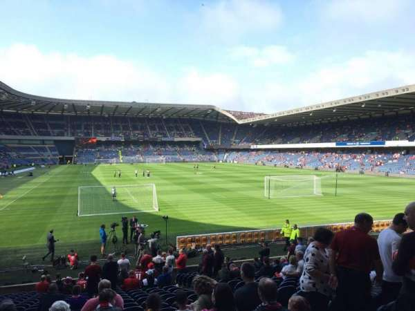 Murrayfield Stadium, section: S15, row: Y, seat: 15