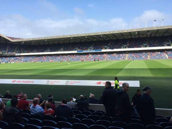 Murrayfield Stadium, section: W9, row: L, seat: 12