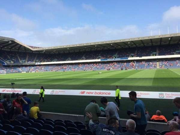 Murrayfield Stadium, section: W11, row: K, seat: 14