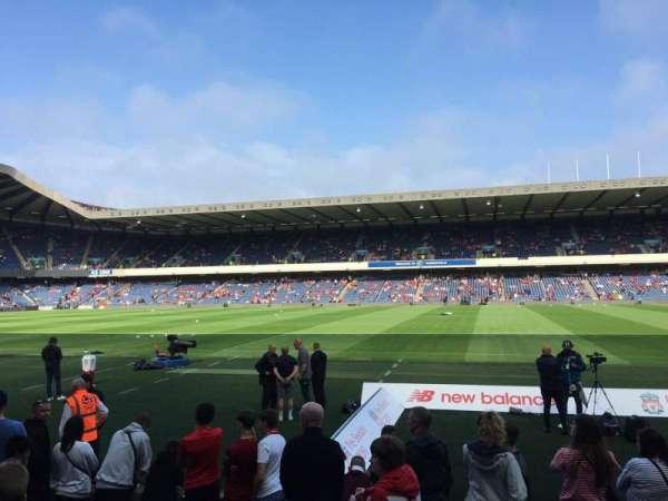 Murrayfield Stadium, section: W15, row: J, seat: 15