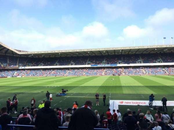 Murrayfield Stadium, section: W17, row: S, seat: 10