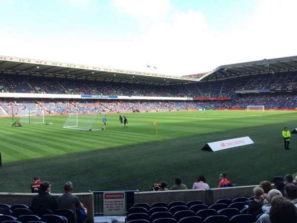 Murrayfield Stadium, section: W33, row: L, seat: 10