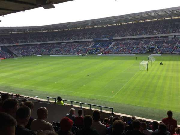 Murrayfield Stadium, section: E4, row: N, seat: 17