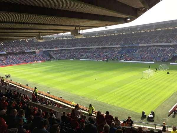 Murrayfield Stadium, section: E2, row: T, seat: 17