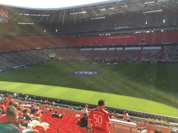 Allianz Arena, section: 233, row: 16, seat: 13