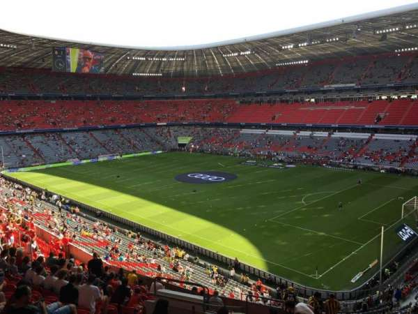 Allianz Arena, section: 235, row: 17, seat: 21