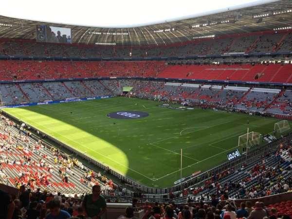 Allianz Arena, section: 236, row: 19, seat: 18