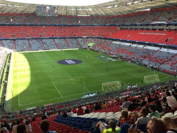 Allianz Arena, section: 238, row: 26, seat: 26