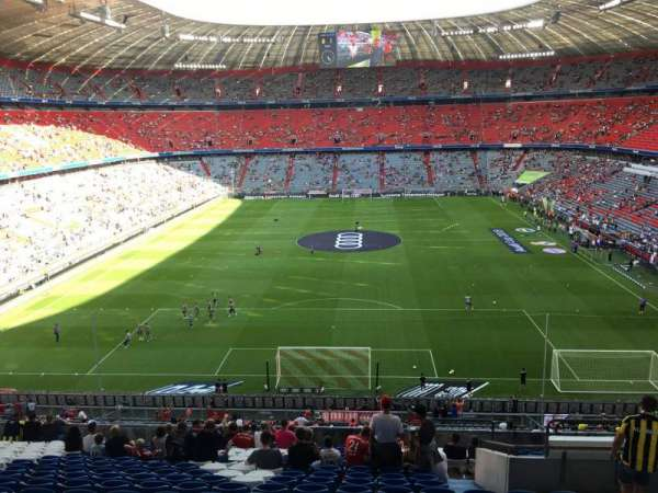 Allianz Arena, section: 240, row: 18, seat: 8