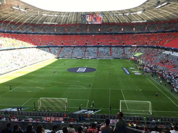Allianz Arena, section: 242, row: 13, seat: 25