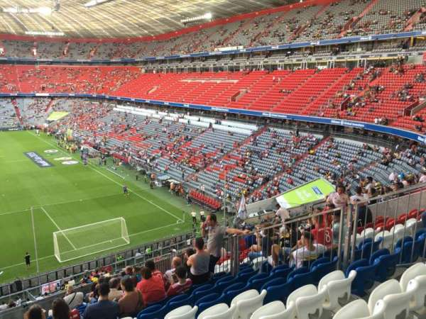 Allianz Arena, section: 242, row: 13, seat: 18