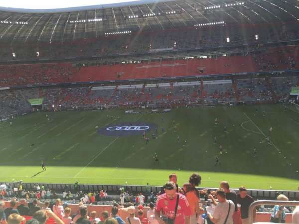 Allianz Arena, section: 232, row: 12, seat: 16