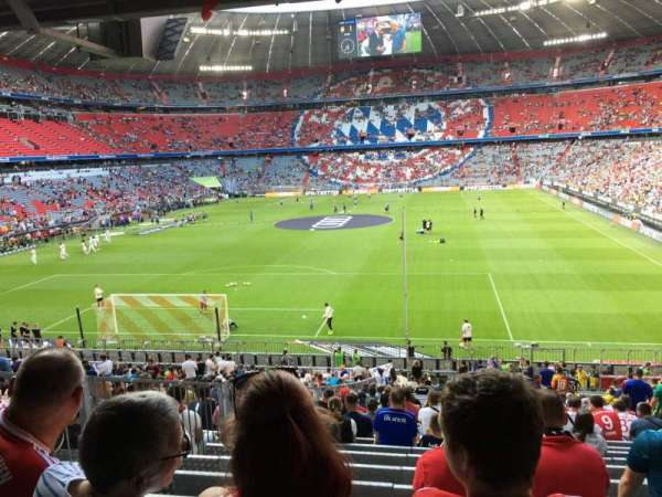 Allianz Arena, section: 114, row: 27, seat: 6