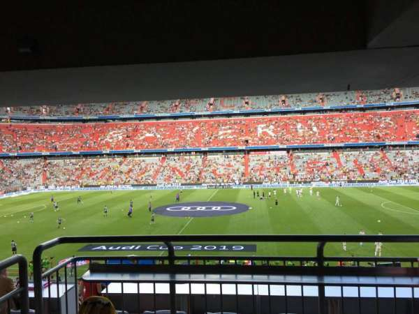 Allianz Arena, section: 104, row: Wc, seat: 45