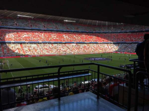 Allianz Arena, section: 106, row: Wc, seat: 86