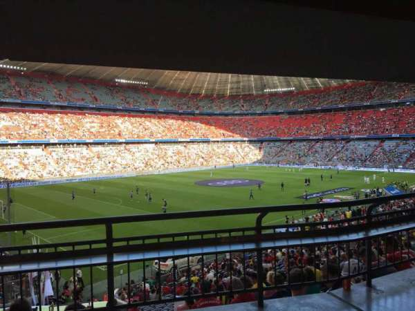 Allianz Arena, section: 136, row: wc, seat: 89