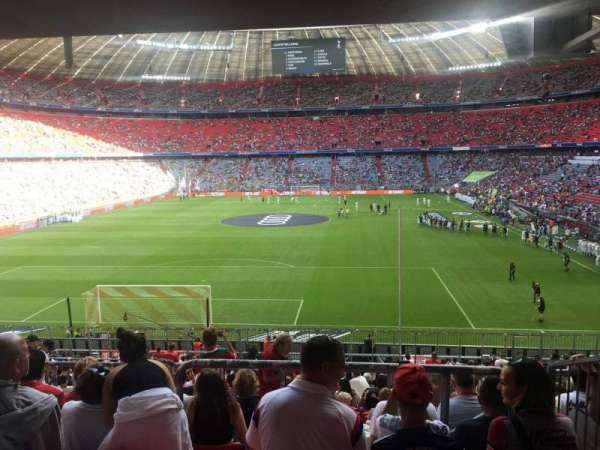 Allianz Arena, section: 131, row: 27, seat: 24